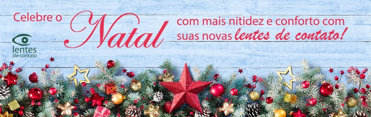 Celebre o natal com mais nitidez e conforto com suas novas lentes de contato -  LentesDeContato.com.br