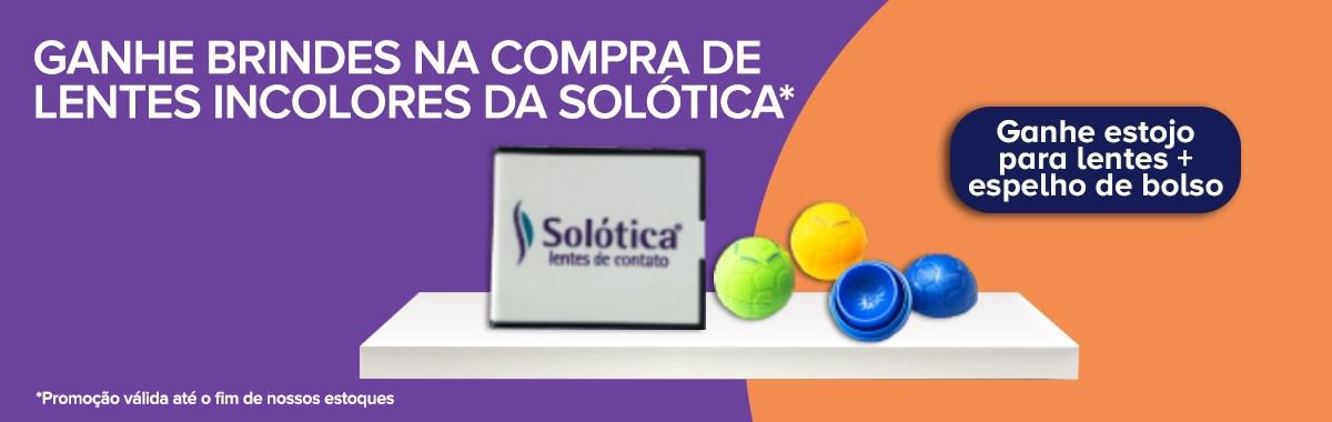 Brinde Solótica - LentesDeContato.com.br