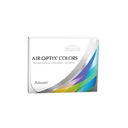 Lentes de Contato AIR OPTIX COLORS COM GRAU