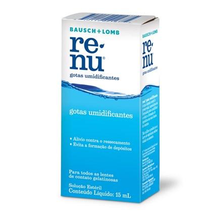 RENU 15ml - Gotas Umidificantes