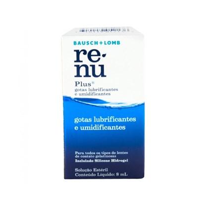 RENU PLUS 8ml - Gotas Umidificantes